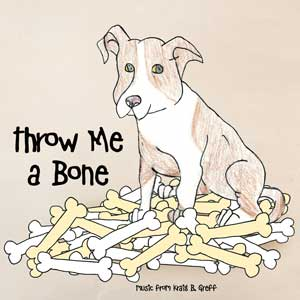 Throw Me a Bone CD front cover