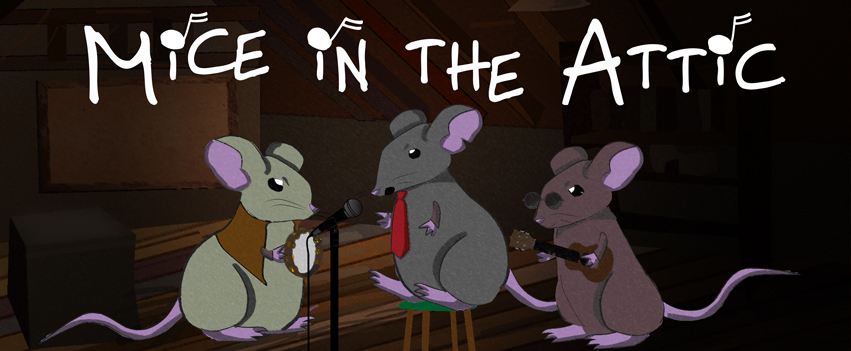 Mice in the Attic logo