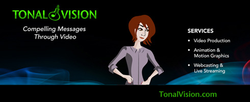 Tonal Vision: Compelling Messages Through Video