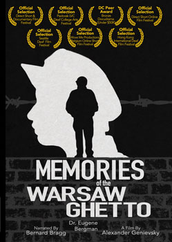 Memories of the Warsaw Ghetto DVD