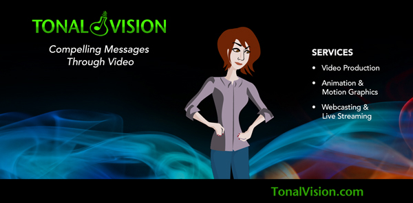 Tonal Vision Social Media Graphic