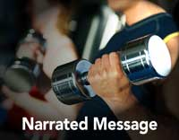 Narrated Messages