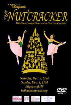Ballet Chesapeake Nutcracker 2016