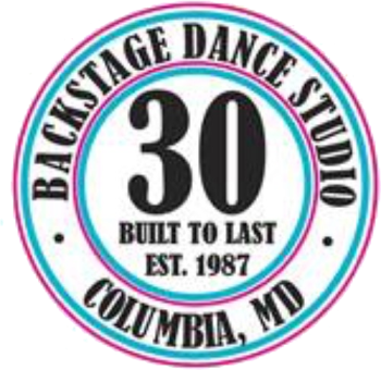 Backstage Dance Studio logo
