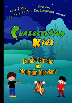 Conservation Kids: Family Camping & Mountain Maryland