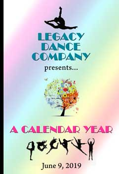 Legacy Dance Company 2019 Recital on DVD