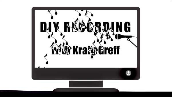 DIY Recording logo