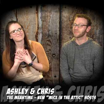 New hosts Ashley & Chris of The Meantime