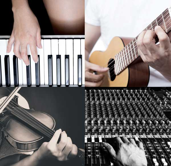 Building Blocks of a Music Career