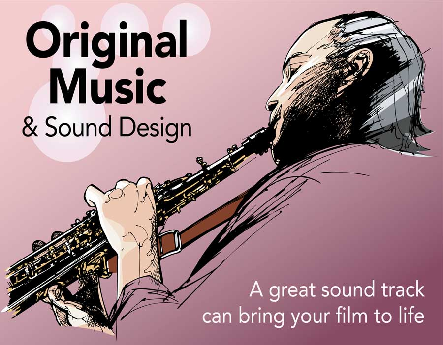 Original Music & Sound Design
