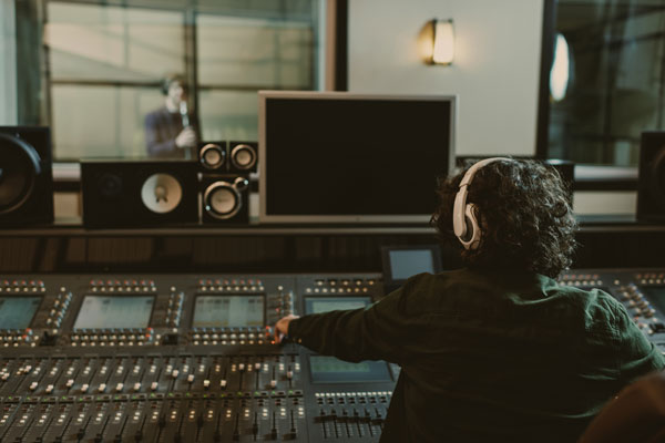 Choosing a Recording Studio