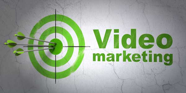 Video marketing graphic
